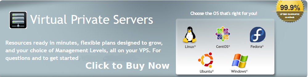 buy virtual privateservers